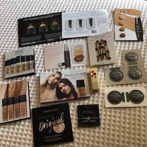 Huge High End Sephora Foundation Sample Bundle